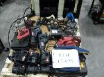 Lot: 17-029 - (20 Pcs) Tools: Vacuum Pump, Sander, Saw
