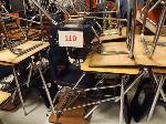 Lot: 110.HJM - (1) Teacher & (25) Student Desks