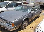 Lot: 79056.FW - 1985 Oldsmobile 98