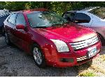 Lot: 6 - 2008 FORD FUSION