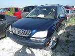 Lot: 159 - 2001 LEXUS RX 300 SUV