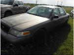 Lot: NT004178.OLMITO - 2007 FORD CROWN VICTORIA