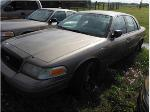 Lot: NT004182.OLMITO - 2007 FORD CROWN VICTORIA