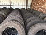 Lot: 101 - (100) Used E315/80R 22.R Tires