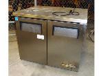 Lot: 02-17020 - True Refrigerator