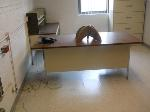 Lot: 103 - Desks, Couch, Chair