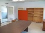 Lot: 207 - Conference Table, Desks, Mail Sorter, Couches