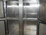 Lot: 302 - Stainless Steel Freezer