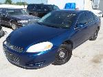 Lot: 20-36140 - 2006 Chevrolet Impala