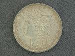 Lot: 539 - 1896 MORGAN DOLLAR - XF