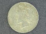 Lot: 547 - 1925 PEACE DOLLAR