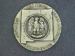 Lot: 566 - SILVER NEW MEXICO STATEHOOD MEDAL