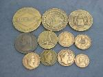 Lot: 567 - COMMEMORATIVE MEDALS