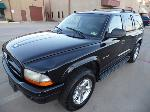 Lot: A4666 - 2002 Dodge Durango R/T 4x4 SUV- Runs