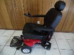 Lot: A4673 - Pride Jazzy Select Elite Power Wheel Chair