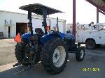 Lot: V315 - 2001 New Holland TN-75 Tractor