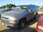 Lot: 0725-02 - 2003 CHEVROLET TAHOE SUV