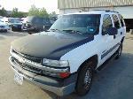 Lot: B605061 - 2002 CHEVY TAHOE SUV