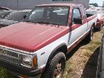 Lot: 05-102889 - 1992 Chevrolet S-10 Pickup