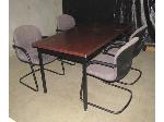 Lot: 27-018 - Knoll Office Furniture Set