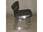 Lot: 27-042 - (7) Steelcase Max Stacker Chairs
