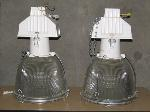Lot: 27-051 - (2) HOLOPHANE Industrial Light Fixture