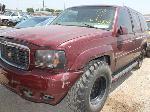 Lot: 31432.FH - 2000 Cadillac Escalade SUV