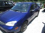 Lot: 54 - 2006 FORD FOCUS