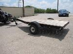 Lot: B601102 - Homemade Trailer