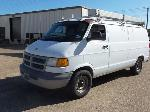 Lot: 02-17245 - 2001 Dodge 1500 Cargo Van