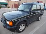 Lot: A4783 - 2001 Land Rover Discovery SE 4x4 SUV - Runs
