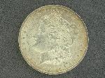 Lot: 751 - 1884-O MORGAN DOLLAR