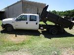Lot: 1630 - 2004 Ford F350 4-Door Dump Truck