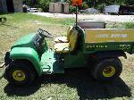 Lot: 1638 - 2001 John Deere Gator 4x2