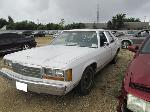 Lot: 0822-15 - 1988 FORD CROWN VICTORIA