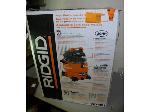 Lot: D680 - RIDGIDWET/DRY VAC W/ DETAIL KIT