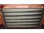 Lot: 34 - (6) Each Tektronics MTM400E