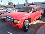 Lot: 11-502092 - 2003 Dodge Durango SUV