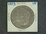Lot: 991 - 1883 MORGAN DOLLAR