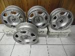 Lot: A4941 - Set of 4 Honda Wheels
