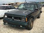 Lot: 12 - 1993 OLDSMOBILE BRAVADA SUV