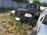 Lot: 0919-20 - 2002 SUZUKI GRAND VITARA SUV