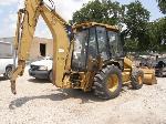 Lot: E9 - 1996 Caterpillar 726C Backhoe - Unit# 6-93