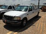 Lot: 120.ABILENE - 2002 FORD F150 PICKUP
