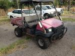 Lot: 192.PHARR - 2002 KAWASAKI MULE3000 ATV