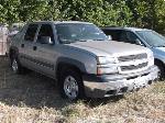 Lot: A09 - 2004 Chevrolet Avalanche  Pickup
