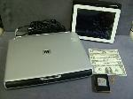 Lot: 3340 - CURRENCY, LAPTOP & IPAD
