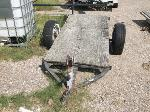 Lot: 15-N/A - Homemade Plywood Trailer