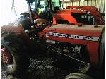 Lot: V-13.NEWWAVERLY - 1985 Massey Ferguson Tractor