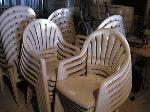 Lot: 17 - (45) chairs